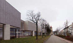 Bauhaus Dessau Museum – Competition Entry